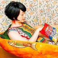 メレ子 メメモジャ発売&棺桶展示中 | Social Profile