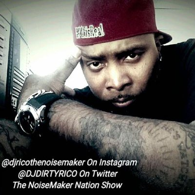 DJ Dirty Rico/#NMNTV | Social Profile