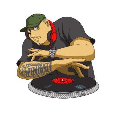 DJ SPINBAD Social Profile