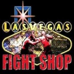 Las Vegas Fight Shop | Social Profile