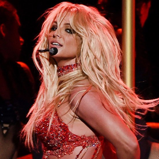 Glorious Britney | B10's Twitter Profile Picture