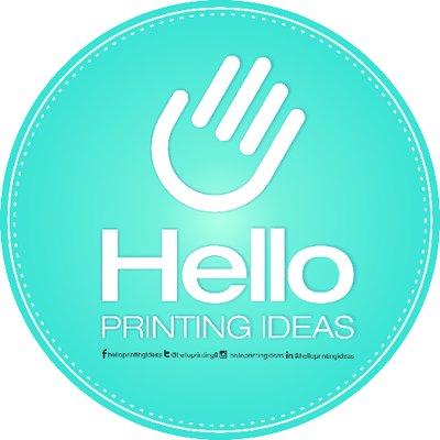 Hello Printing Ideas