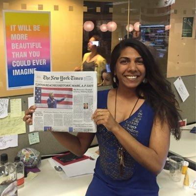 Deepa Subramaniam | Social Profile