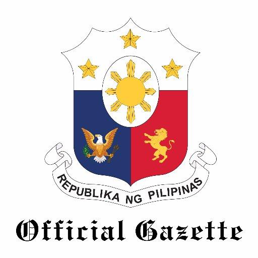 Official Gazette PH Social Profile