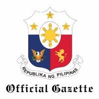 Official Gazette PH | Social Profile