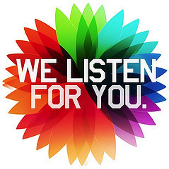 We Listen For You Social Profile