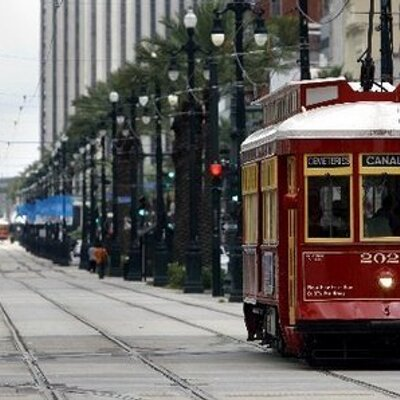 Red Streetcar | Social Profile