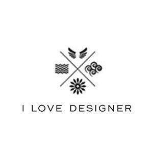 I Love Designer Social Profile