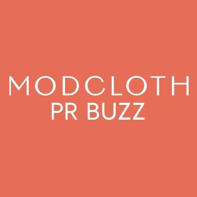 ModClothPRBuzz Social Profile