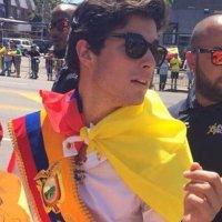 Danilo Carrera | Social Profile
