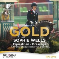 Sophie Wells MBE   Social Profile