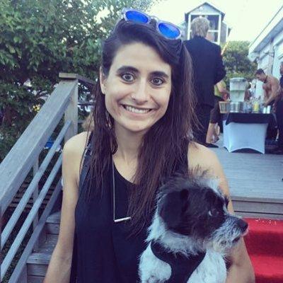 Arwa Mahdawi | Social Profile