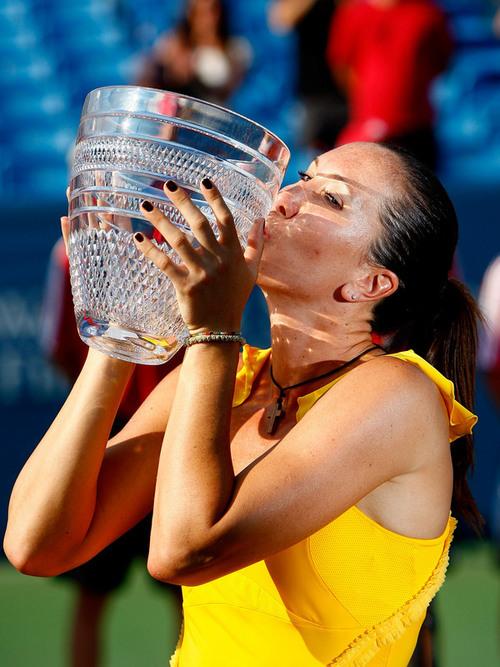Jelena Jankovic Social Profile
