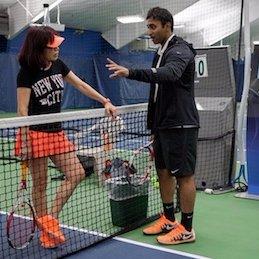 tennisnakama Social Profile