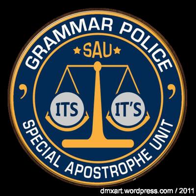 Grammar Police | Social Profile
