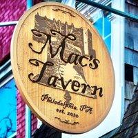Mac's Tavern | Social Profile