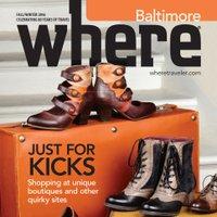 WHERE Mag Baltimore | Social Profile