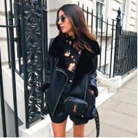 Tijan Serena Mazour | Social Profile