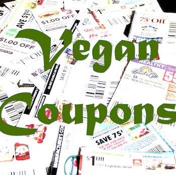 Vegan Coupons Social Profile