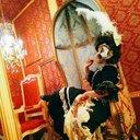 エルリエール公爵夫人*紫薔薇