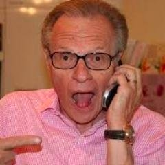 Larry King Social Profile