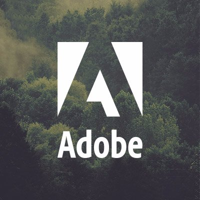 Adobe & Advertising Social Profile
