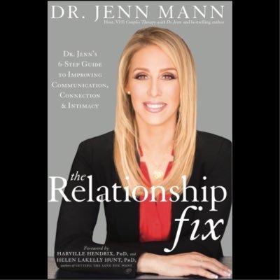Dr. Jenn Mann Social Profile