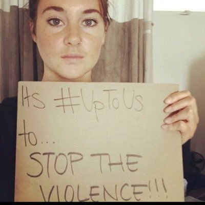Shailene Woodley's Twitter Profile Picture