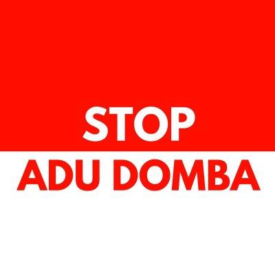 Stop Adu Domba