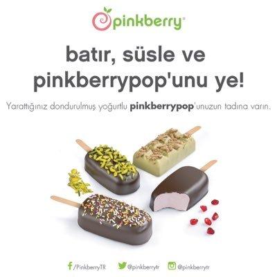 Pinkberry Türkiye  Twitter Hesabı Profil Fotoğrafı