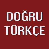 dogru_turkce