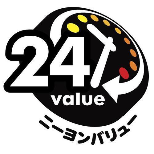 24value店長のつぶやき Social Profile