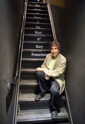 Prof. Gary Francione Social Profile