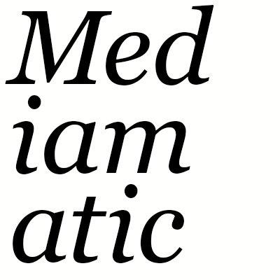 Mediamatic | Social Profile