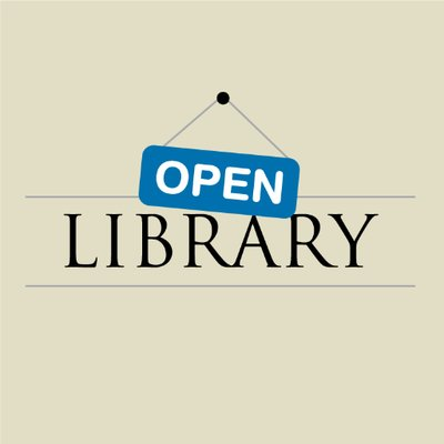 Open Library | Social Profile