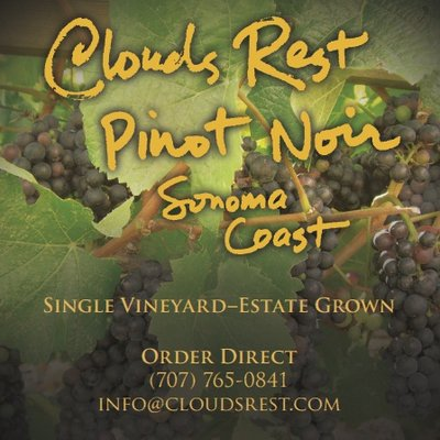 Clouds Rest Vineyard | Social Profile
