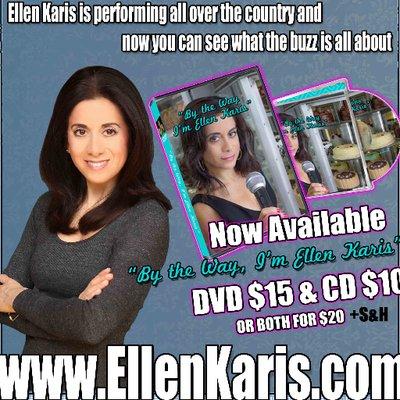 Ellen Karis | Social Profile