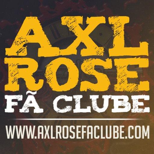 Axl Rose - Fã Clube Social Profile