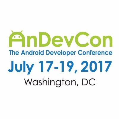 AnDevCon Social Profile