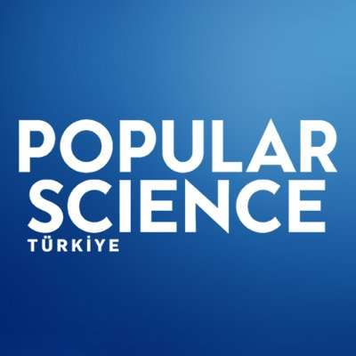 Popular Science TR's Twitter Profile Picture