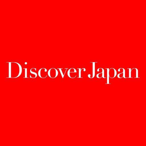 雑誌『Discover Japan』 Social Profile