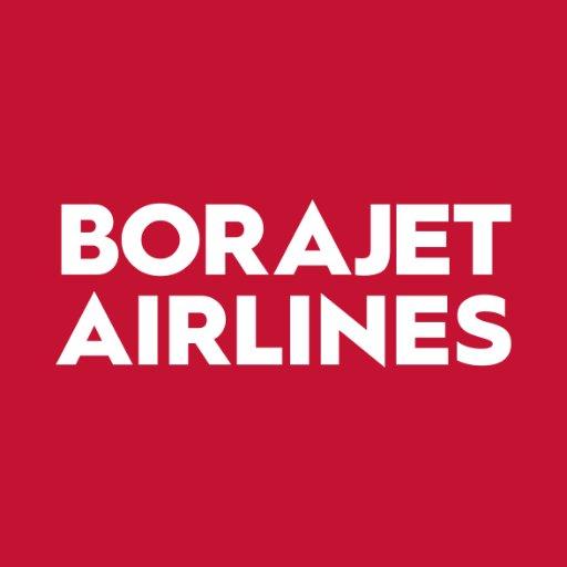 Borajet Airlines  Twitter Hesabı Profil Fotoğrafı