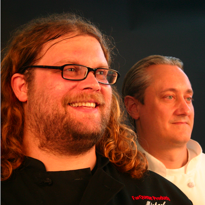 Mikey Teutul & Chef | Social Profile