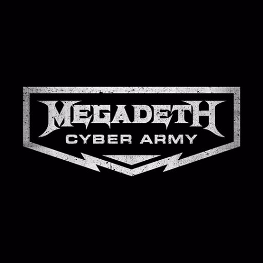 Megadeth Cyber Army Social Profile