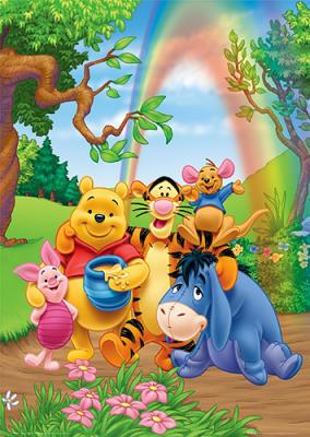 Winnie the Pooh Social Profile