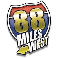 88 Miles West | Social Profile