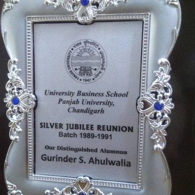 Gurinder S Ahluwalia   Social Profile