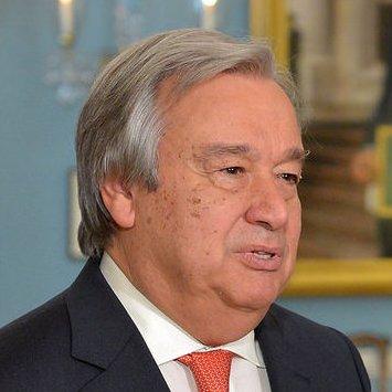 UN Secretary-General Social Profile