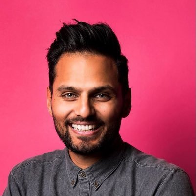 Jay Shetty's Twitter Profile Picture