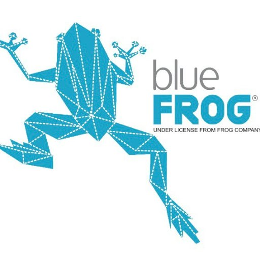 blue FROG Social Profile